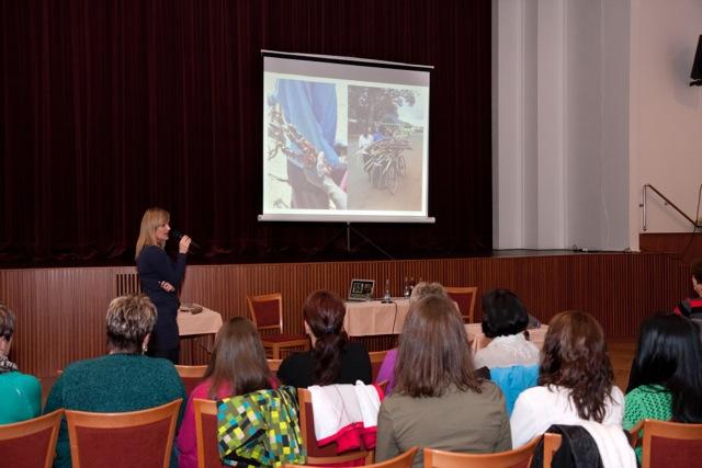 Přednáška o Malawi ve Staříči